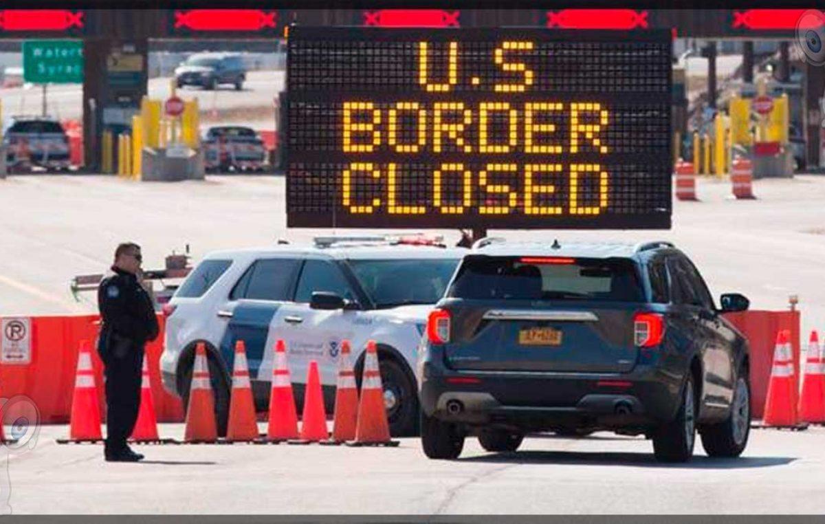 Frontera EU-Canadá seguirá cerrada