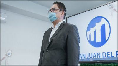 José Antonio Uribe, nuevo titular de Servicios Públicos Municipales