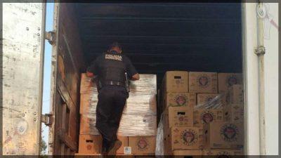 Distribuían cerveza de manera clandestina en El Rosario
