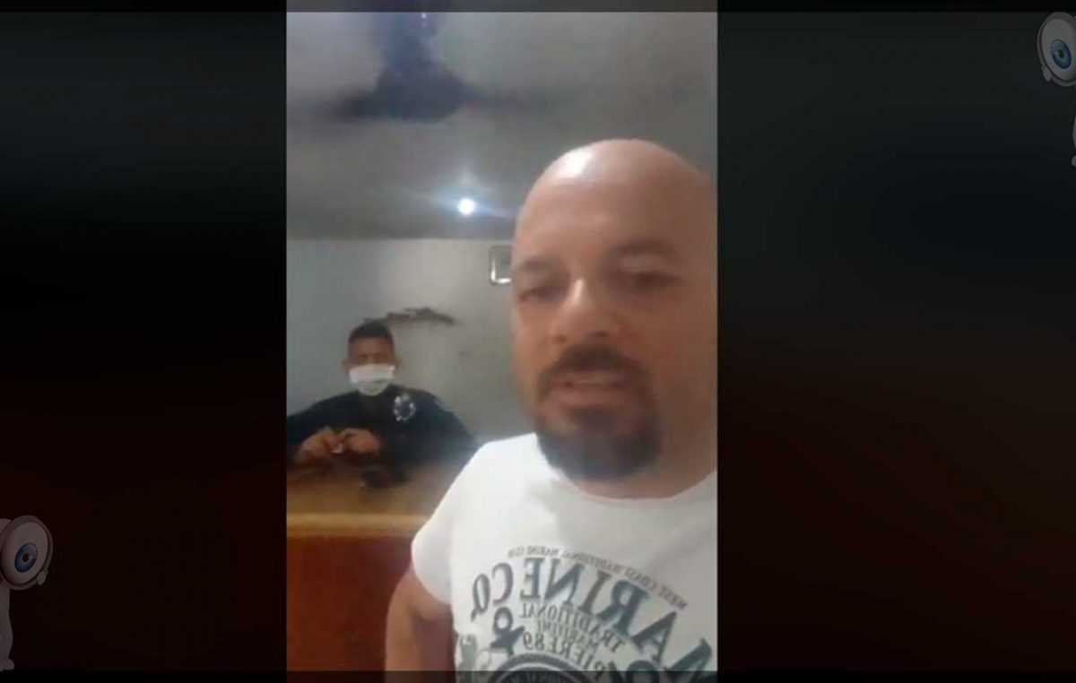 Detiene PoEs arbitrariamente a Diputado Federal Jorge Luis Montes Nieves