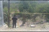 Fallece masculino tras ser alcanzado presuntamente por el fuego en SJR