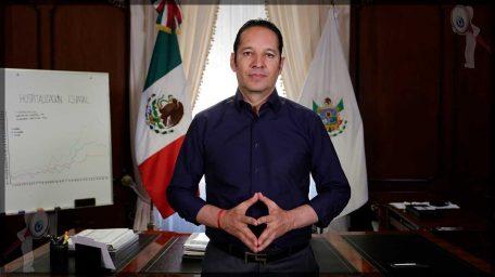 Anuncian estrategia de entrenamiento social para regresar a las actividades esenciales en Querétaro