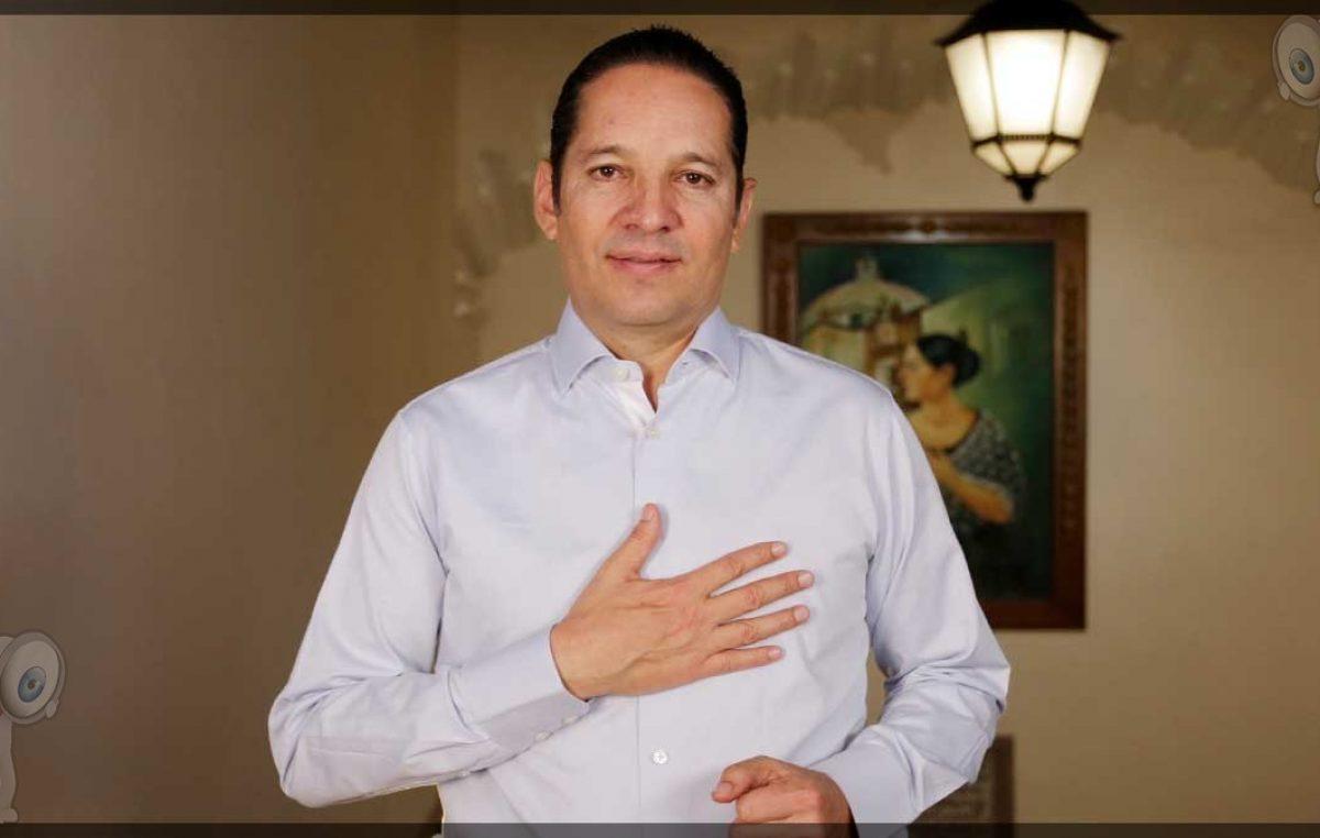 Heroica la labor de enfermeras queretanas: Domínguez Servién
