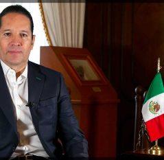 Vídeo Mensaje del Gobernador Francisco Domínguez