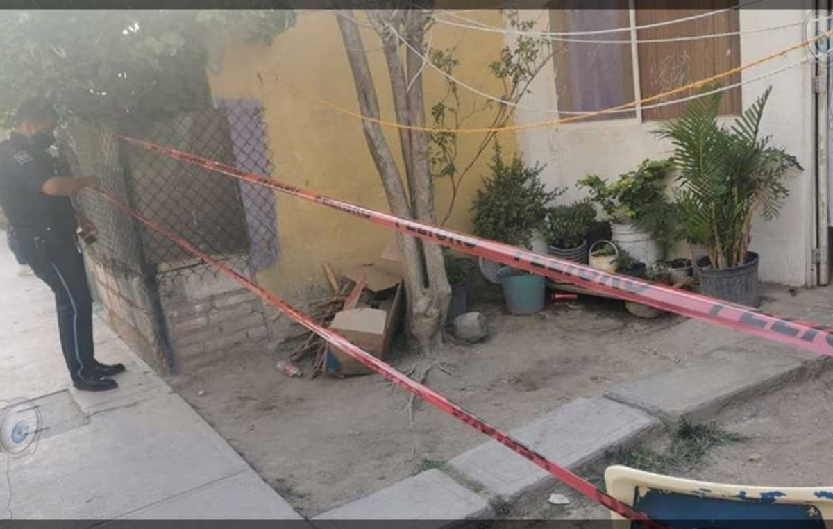 Muere masculino al interior de vivienda en la colonia Sagrado Corazón