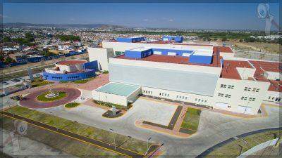 Supervisan avance en obra del nuevo Hospital General de Querétaro