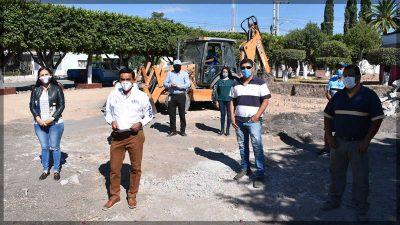 Fortalecerán imagen urbana en El Sauz Alto