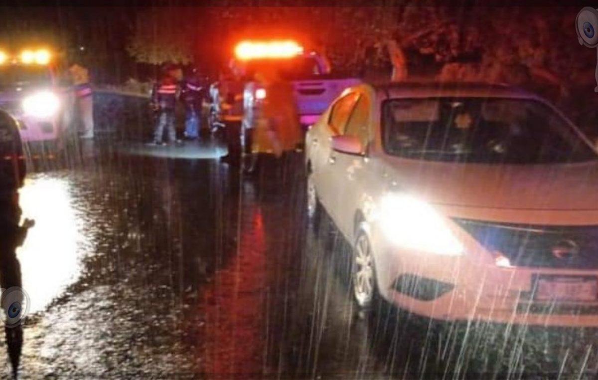 Fuerte lluvia deja afectaciones en La Ladera Galindo, hay evacuados