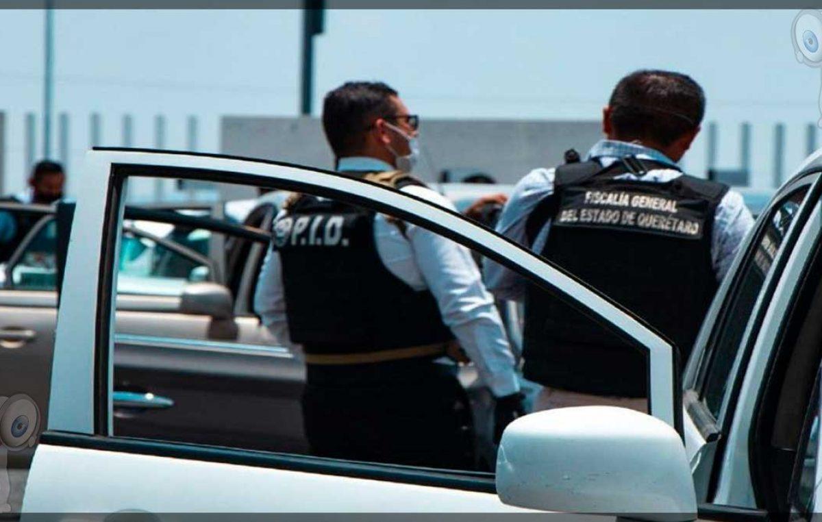 A prisión 4 personas por robo en casa habitación en La Cañada, El Marqués