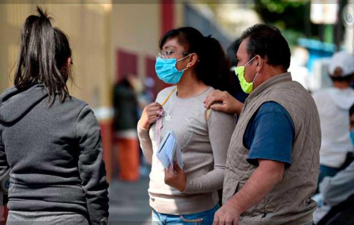 México con 14 mil 649 muertes y 124 mil 301 casos de coronavirus