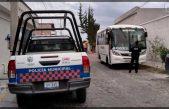 Localizan camión de transporte que fue robado en Valle de Oro
