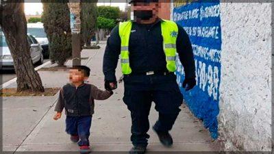 Recupera SSPM de Pedro Escobedo a menor de edad