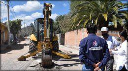 Fortalecen infraestructura urbana en Dolores de Ajunchitlancito