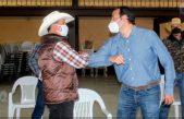 Los campesinos y el desarrollo agropecuario son esenciales: Roberto Cabrera