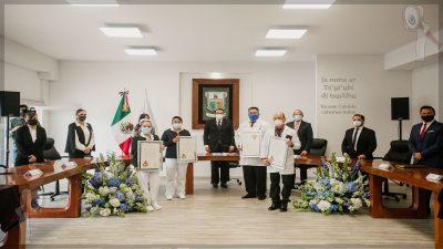 Conmemoran 489 Aniversario de San Juan del Río