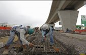 Supervisa Gobernador construcción del Viaducto Poniente