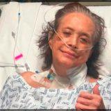 Tras falla cardiaca, Cecilia Romo ya fue dada de alta