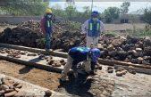 Supervisa alcalde sanjuanense obras en comunidades