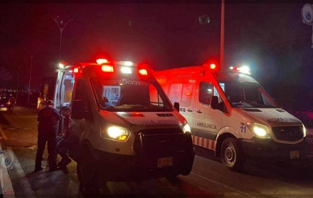 Un muerto tras accidente automovilístico en SJR