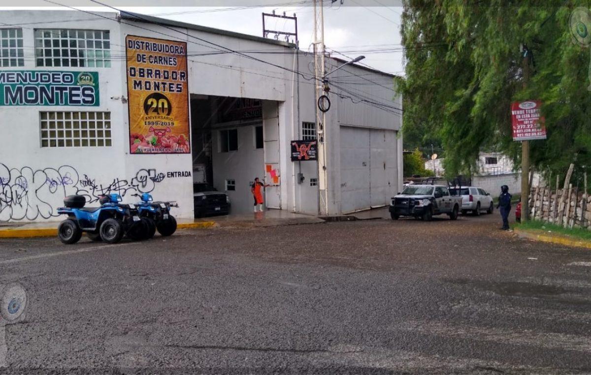 Detienen en SJR a supuestos policías del Estado de México