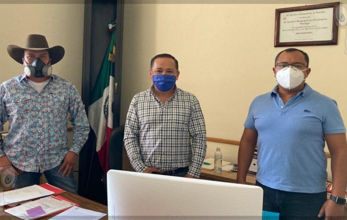 Apoyarán a sanjuanenses afectados por retenes en el estado de Hidalgo
