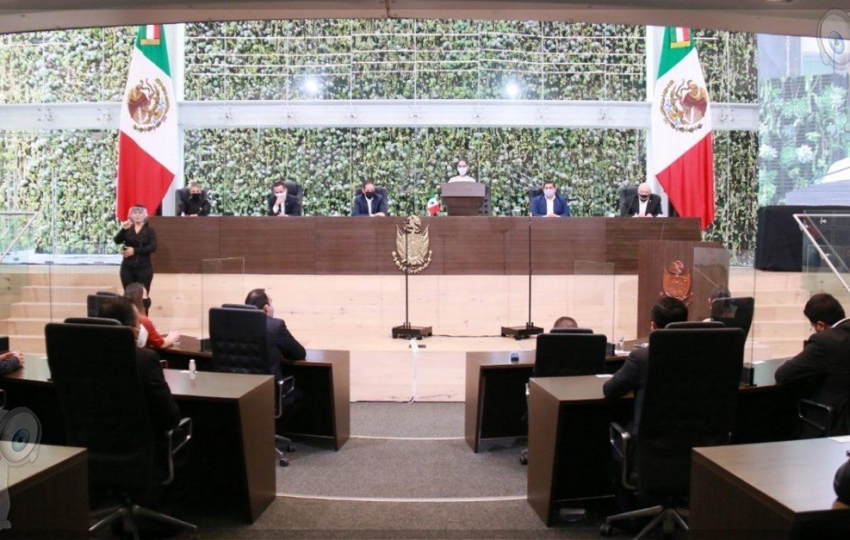 Presentan Segundo Informe de Actividades del Poder Legislativo del Estado de Querétaro