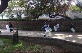 Realizan jornada de limpieza en Río San Juan