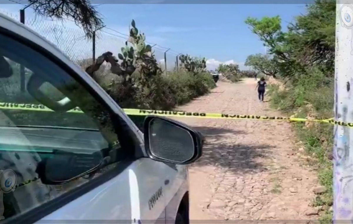 Localizan dos cuerpos decapitados en Puerta de Palmillas