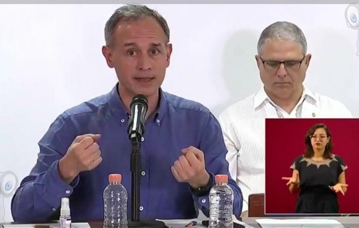 Querétaro regresa a semáforo rojo, de acuerdo a la federación