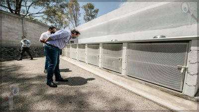 Inaugura Memo Vega nuevas instalaciones de Cuidado Animal