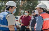 Realizan autoridades municipales y estatales supervisión de obras en SJR