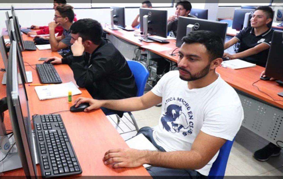 Alista UTSJR aplicación virtual de examen de admisión