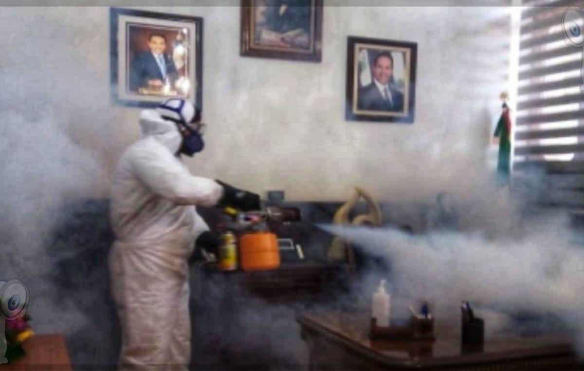 THOR México en Pedro Escobedo se suma a las labores sanitarias