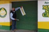 Suspenden 61 establecimientos por incumplir medidas sanitarias