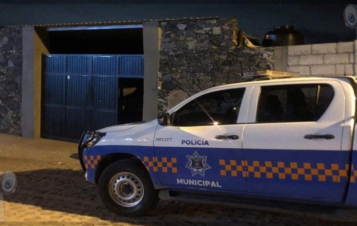 Suicidio en la comunidad de El Jazmín, SJR