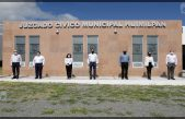 Inaugura Gobernador Sala de Justicia Administrativa en Huimilpan