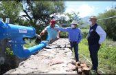 Entrega SEDEA sistemas de riego en Tequisquiapan