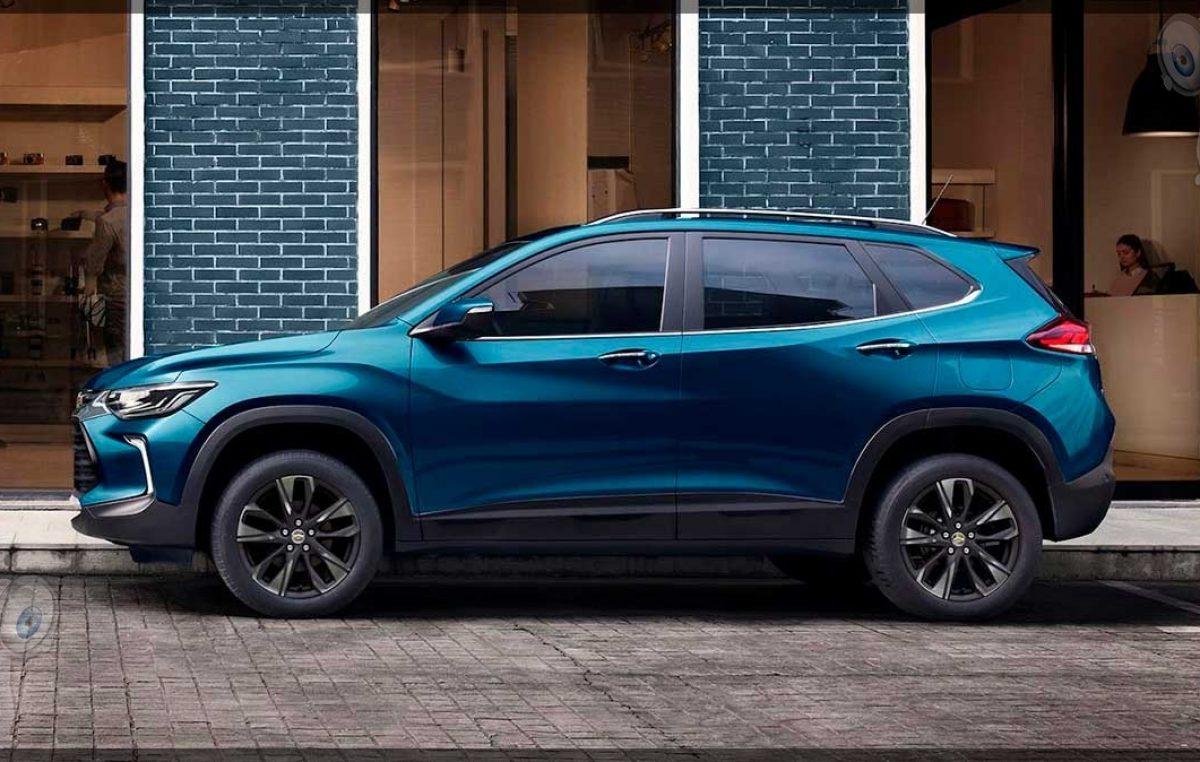 El Chevrolet Tracker 2021 se reinventa