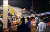 Avión de Air India se estrella con 191 personas a bordo