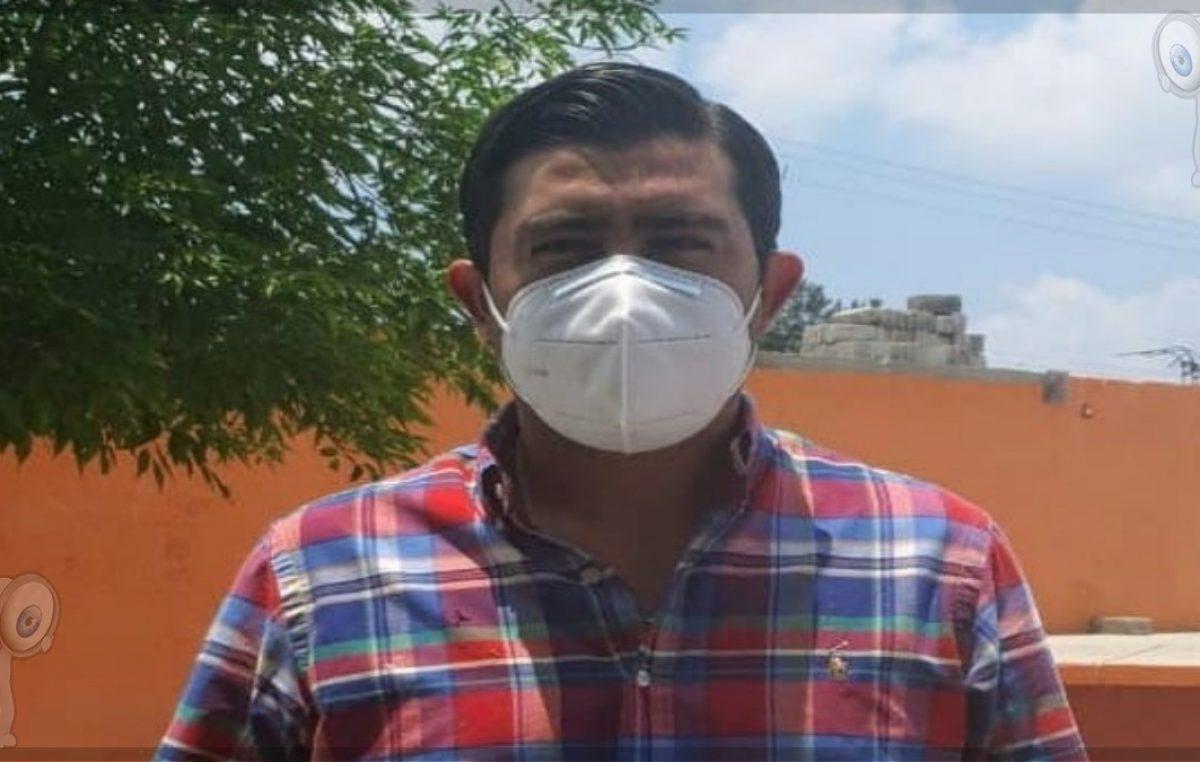 """Gobierno de MORENA solo """"da el avión"""" a ciudadanos: PAN SJR"""