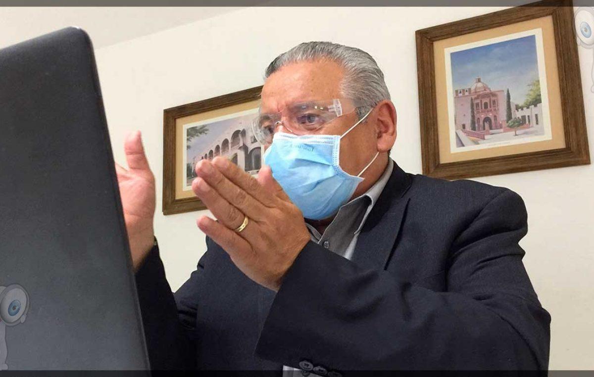 En Querétaro regreso a clases será el 24 de agosto: Alfredo Botello Montes