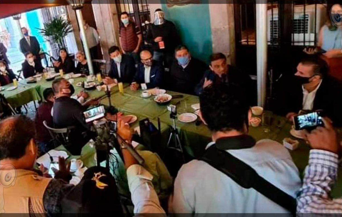 Pide MORENA renuncia de Francisco Domínguez en Querétaro