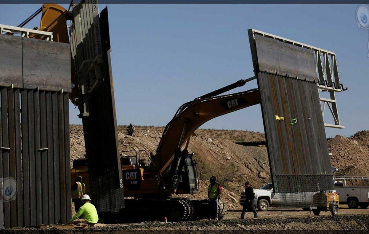 Impondrá Trump peaje a vehículos para pagar muro fronterizo