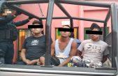 Aseguran a sujetos luego de varios robos de bicicleta en Escobedo