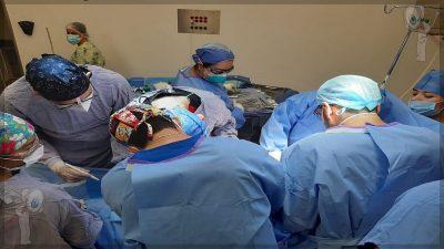 Realizan donación multiorgánica en el Hospital General de SJR