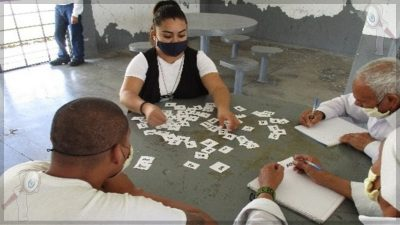 Realizan Jornada de Alfabetización en Penitenciarías
