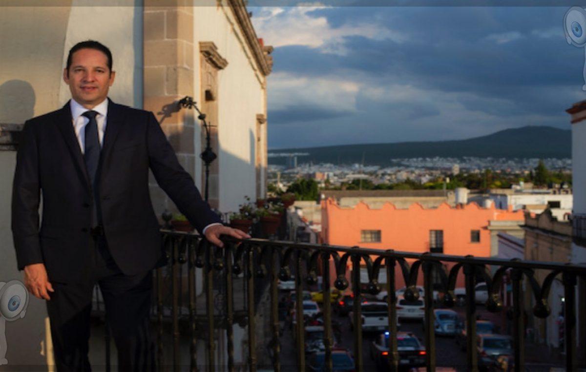 Designan a Pancho Domínguez co-presidente de la Coalición Under2 para América Latina