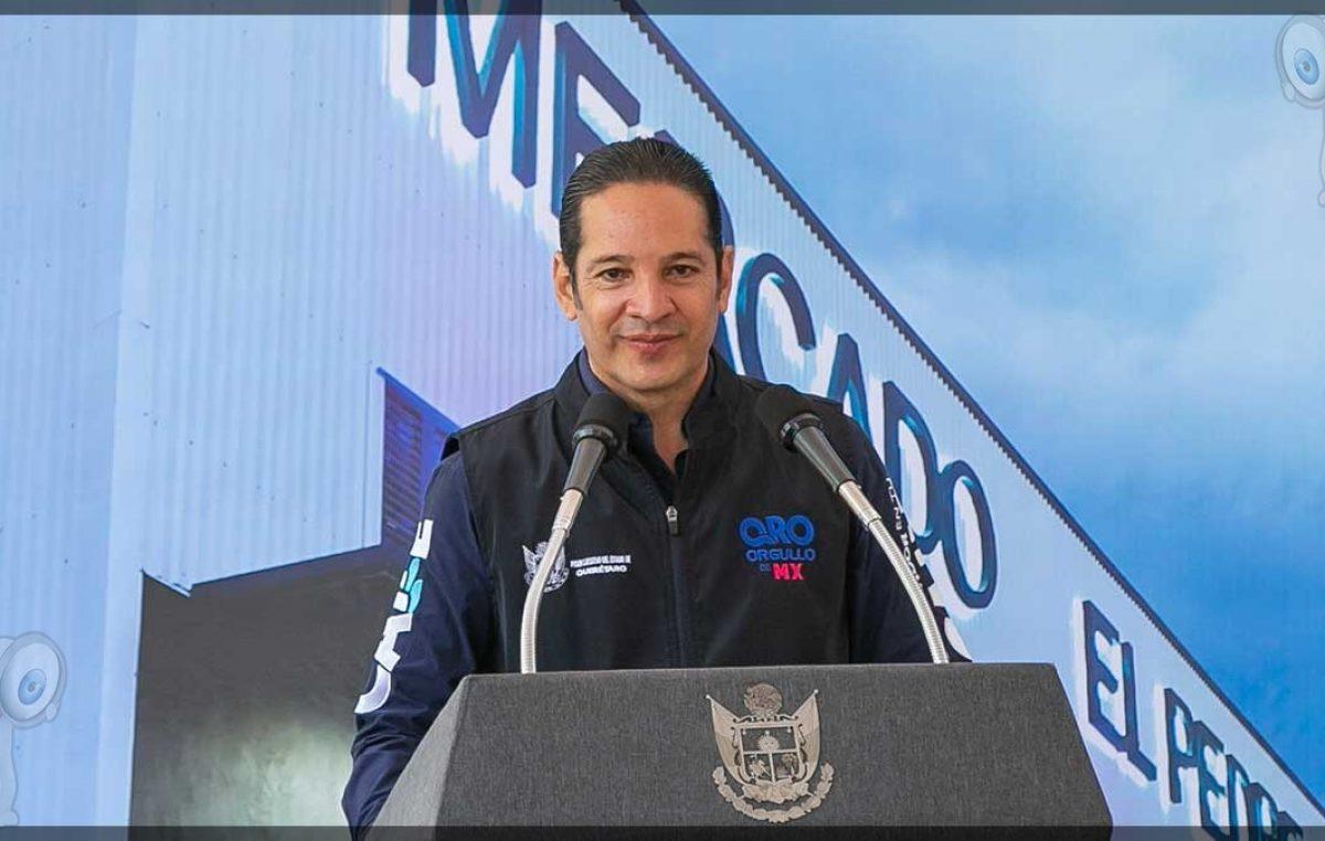 Anuncia Pancho Domínguez obras por 400 mdp para SJR