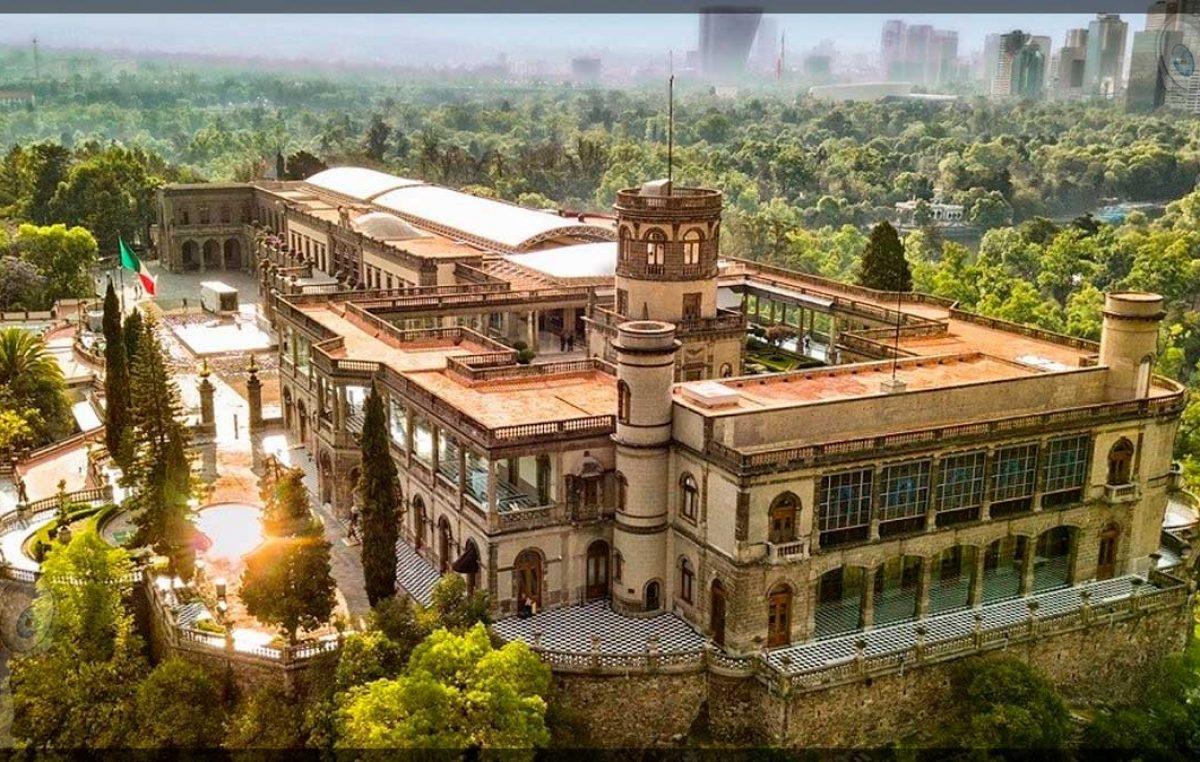 Historia del castillo de Chapultepec, el vigía del bosque de CDMX