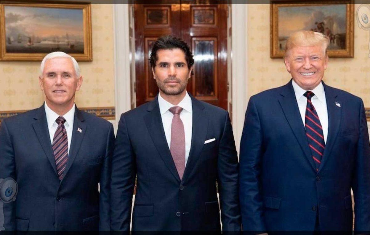Eduardo Verástegui es propuesto por Trump para puesto clave en su gobierno
